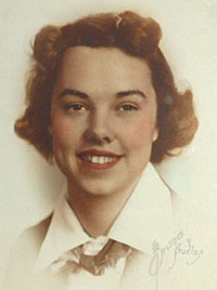 Eileen Worthington (1919- 2012)