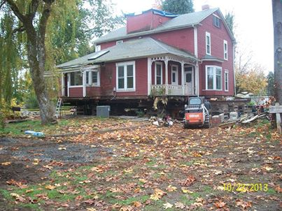 Photo by Monroe House Movers, Quilcene